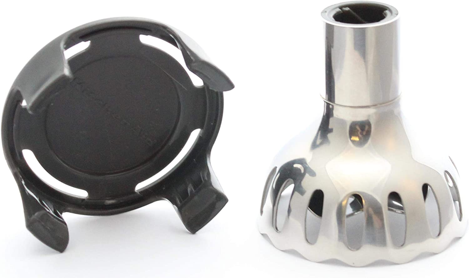 Replacement KHB009 Beater//Frother Bell Blade Assembly Attachment for KitchenAid Hand Blender KHB2561 KHB2571