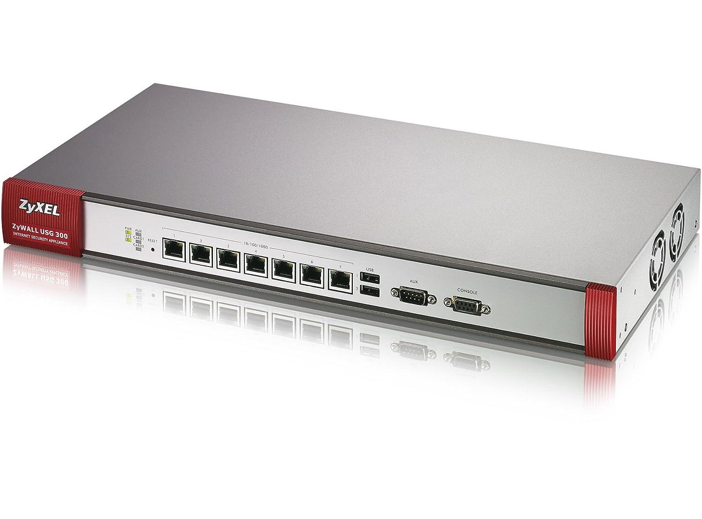 Firewall hardware ZYXEL ZYWALL USG300 GRIS