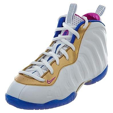 9d279d2f246 NIKE Little Posite One (ps) Little Kids 723946-103  Amazon.co.uk  Shoes    Bags
