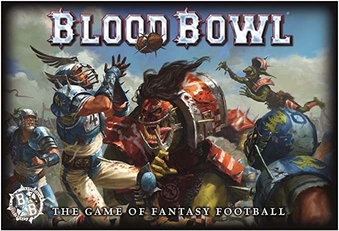 Amazon.com: Games Workshop Blood Bowl New Edition Core Game: Toys & Games