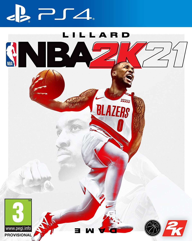 NBA 2k21- Playstation 4 (Edición Exclusiva Amazon)