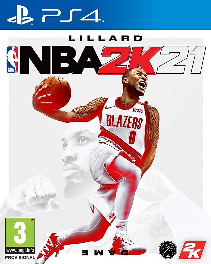 NBA 2k21- Playstation 4 (Edición Exclusiva Amazon): Amazon.es: Videojuegos