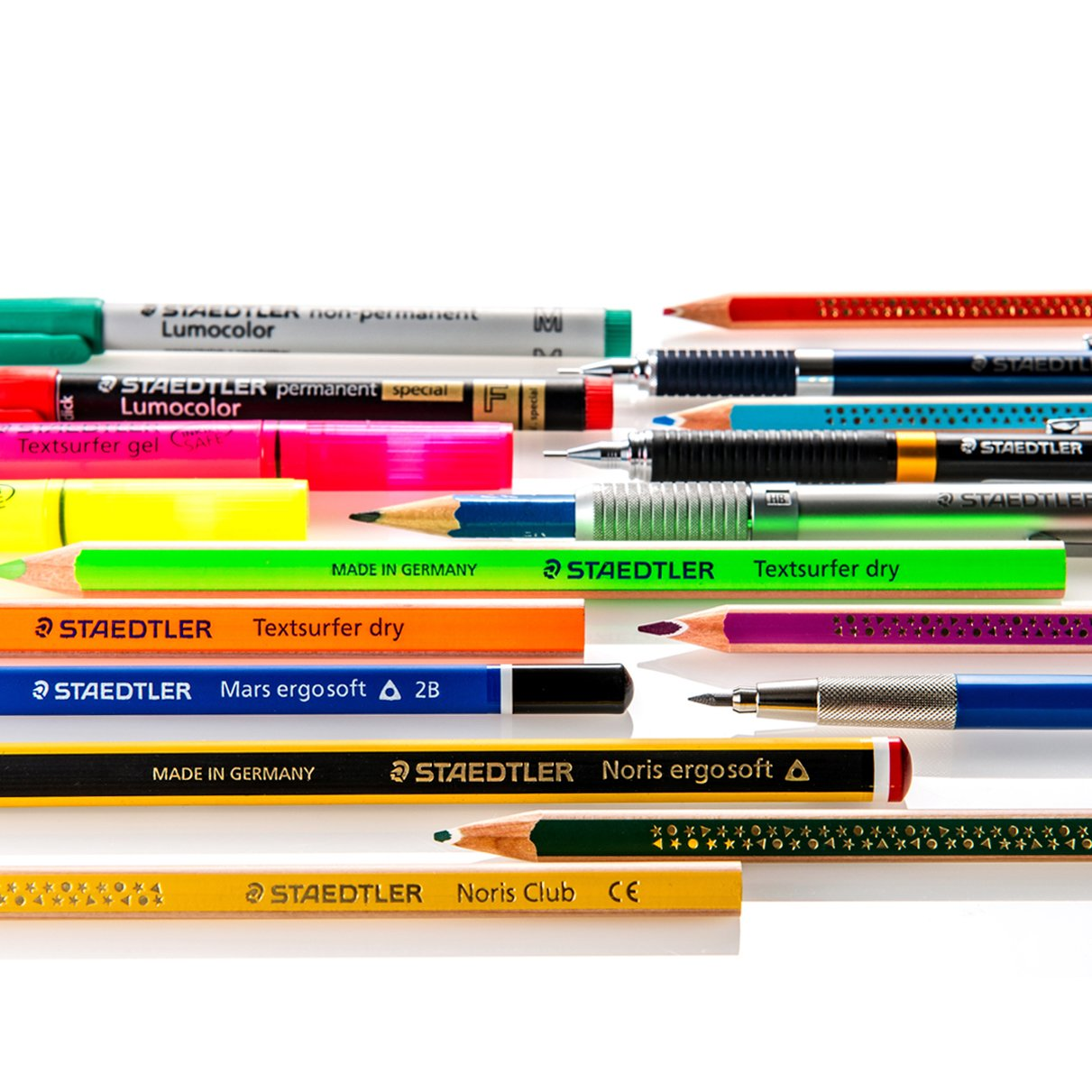 Staedtler Triplus Fineliner Pen - Green by STAEDTLER (Image #8)