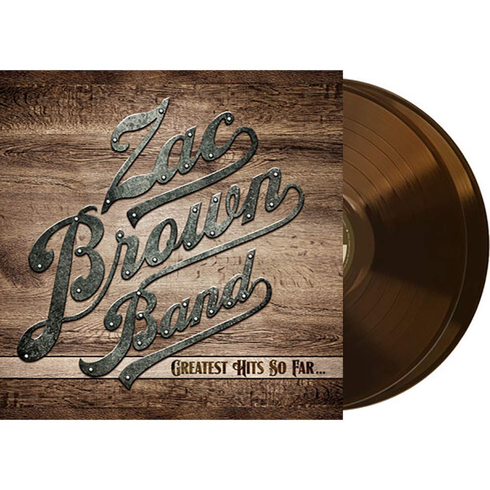 Greatest Hits So Far - Exclusive Limited Edition Bourbon Brown Colored 2x Vinyl LP