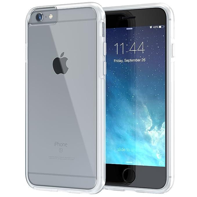 premium selection 9bae7 5872e Amazon.com: True Color Case Compatible iPhone 6s Plus Case, Crystal ...