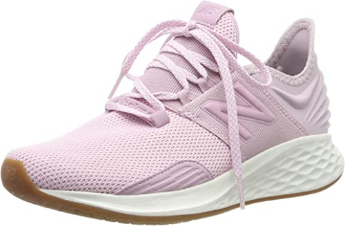 New Balance Damen Fresh Foam Roav Laufschuhe, Rosa Clair