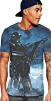 T-Shirt Rogue One: A Star Wars Story - Death Trooper Pose