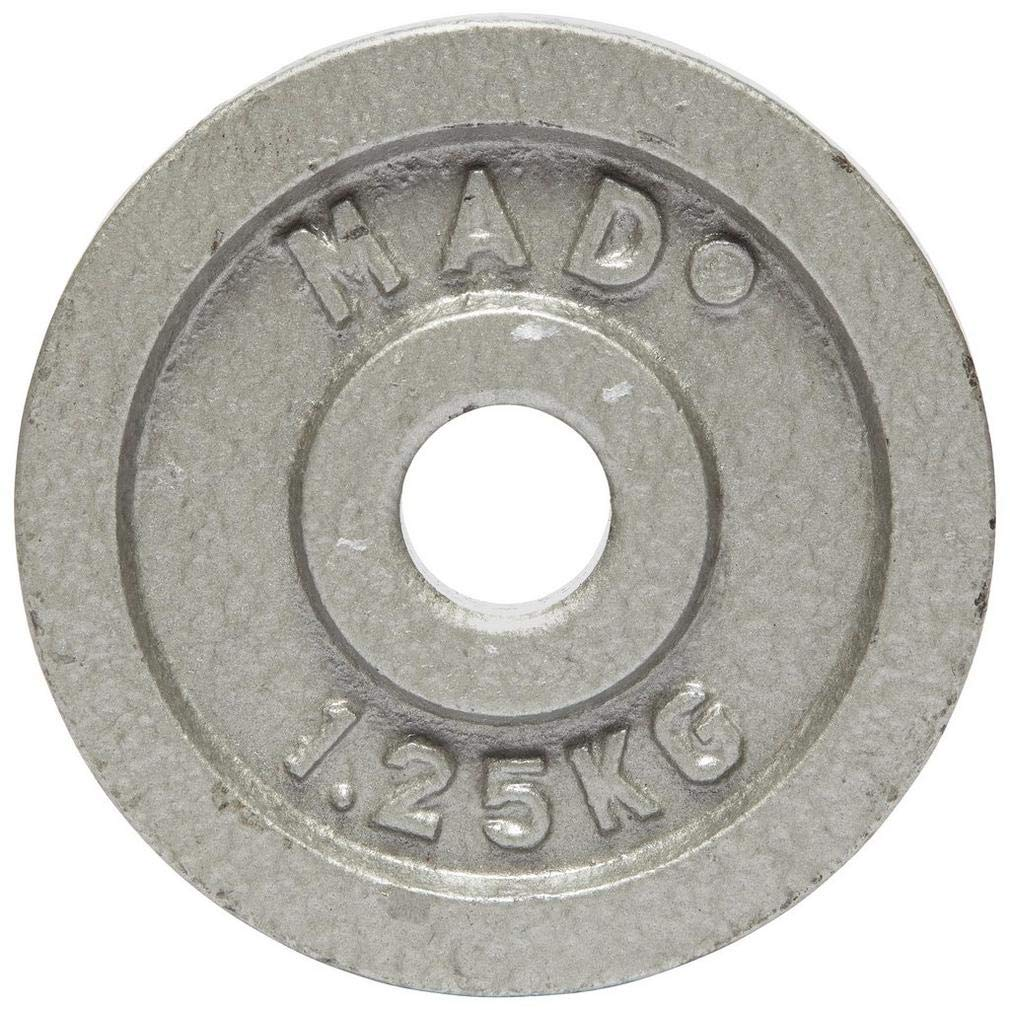 Fitness Mad 1 Inch Weight Plates 1.25 – 20 kg