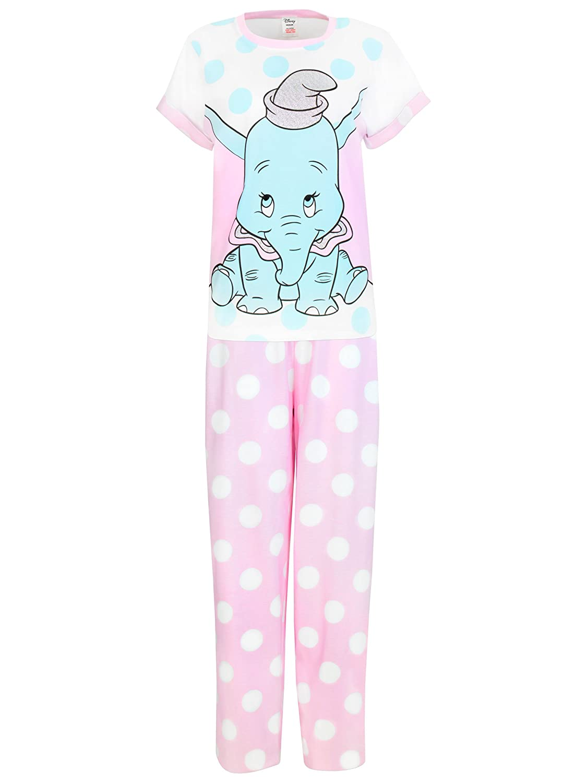 8e01bb8532 Disney Dumbo Womens  Dumbo Pajamas XX-Large at Amazon Women s Clothing store