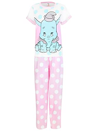 e035847813 Disney Dumbo Womens  Dumbo Pajamas XX-Large at Amazon Women s ...