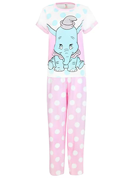 Disney Dumbo - Pijama para mujer - Dumbo - XX Large