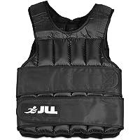 JLL Weight Vest - 10kg, 15kg, 20kg, 25kg, 30kg, Adjustable Weighted Vest Weight Loss Running Gym Training Crossfit,