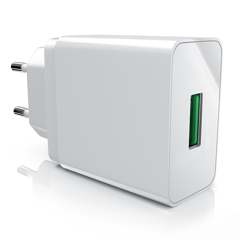 CSL - 18W Cargador USB Quick Charge: Amazon.es: Electrónica