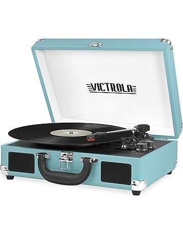 Amazon com: Turntables, Record Players, Phonographs