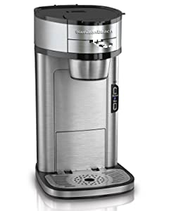 Hamilton Beach 49981 Single Serve Scoop Coffee Maker