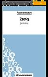 Zadig de Voltaire (Fiche de lecture): Analyse complète de l'oeuvre