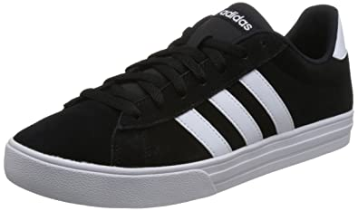 brand new 24087 bf4c1 adidas Daily 2.0, Chaussures de Running Homme, Multicolore (Core Black FTWR  White Db0273
