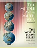 The Middle East and South Asia 2018-2019
