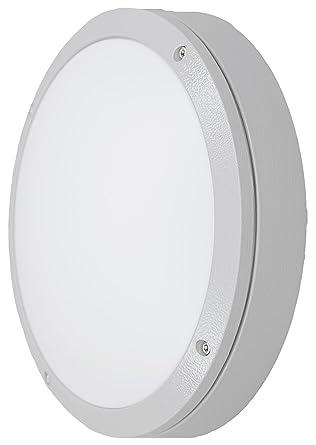 Extrem Akzentlicht LED Aussenleuchte mit Dämmerungsschalter, Glas RZ63