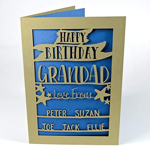 Birthday Card For Grandad