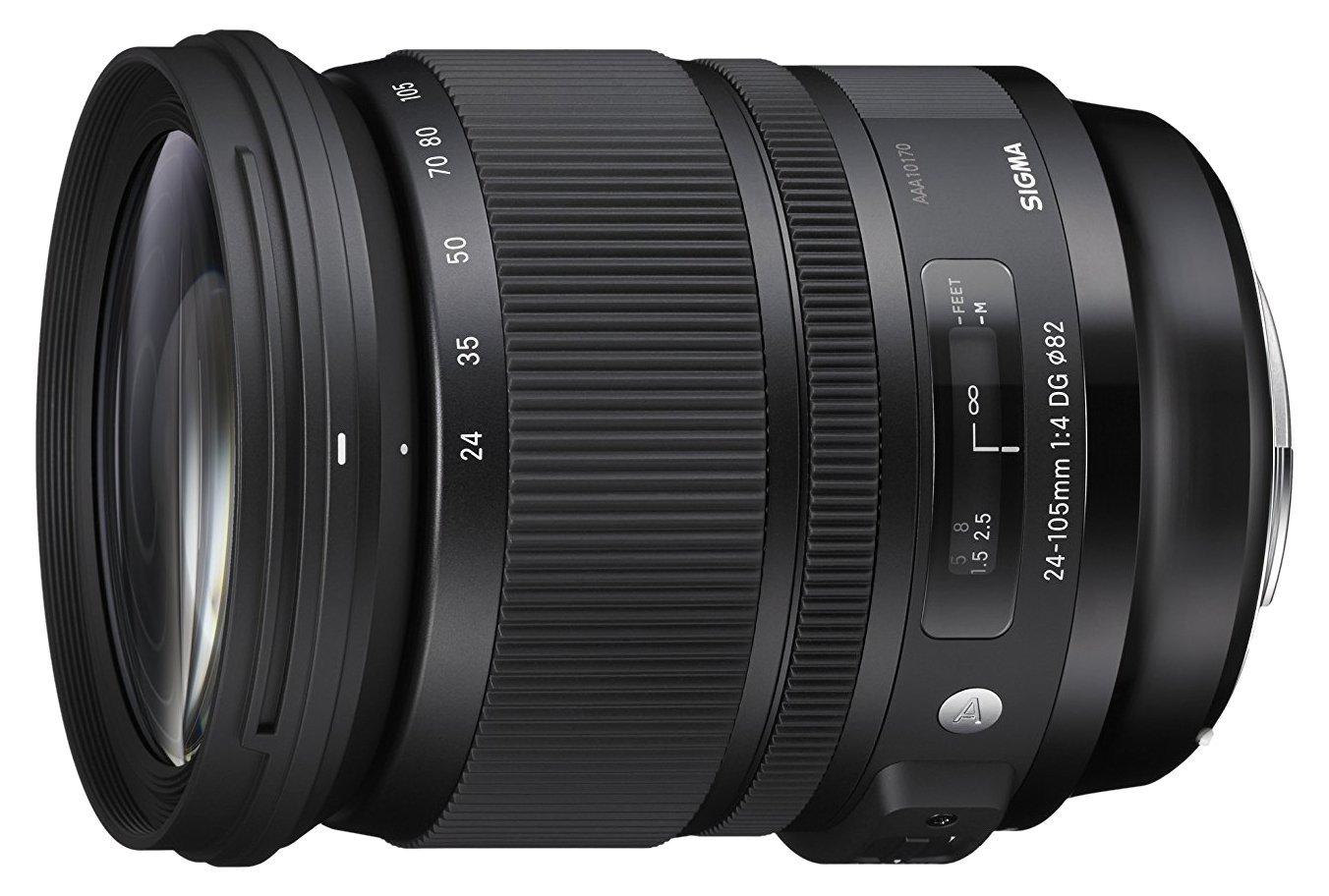 Sigma mm F DG OS HSM Objetivo para cámara réflex Nikon estabilizador