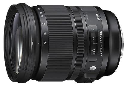 Sigma 24-105mm F4 DG OS HSM - Objetivo para cámara réflex Nikon ...