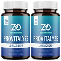 (2 Pack) Provitalize for Menopause Weight Management Probiotics Pills for Women Men Best Natural Energy Vitamins Supplements Gut Health Unhealthy Fat Better Body Reviews (120 Capsules)