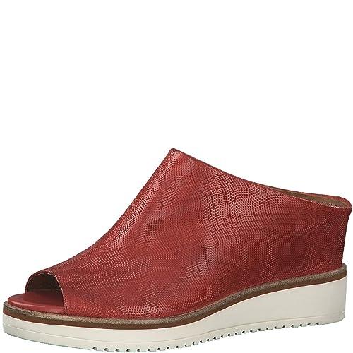 66f2e0d7520492 Tamaris Damen 1-1-27200-22 Pantoletten  Tamaris  Amazon.de  Schuhe ...