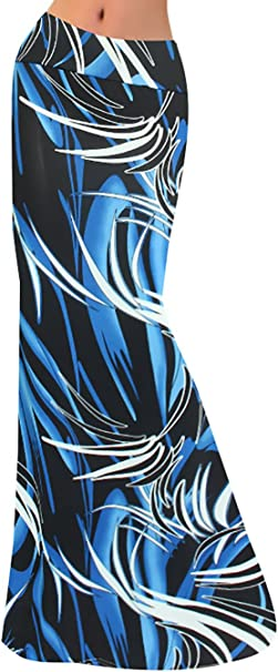 Mujer Faldas Largas Cintura Alta Slim Fit Ajustados Falda Tubo ...