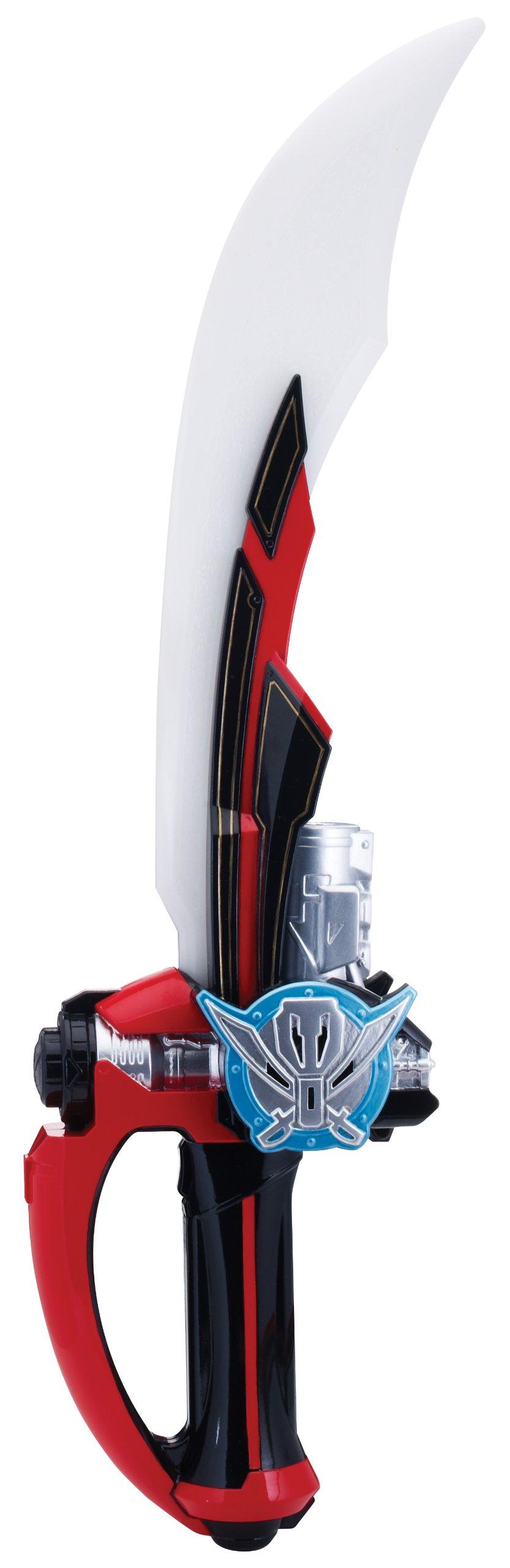 Power Rangers Super Megaforce - Deluxe Super Mega Saber