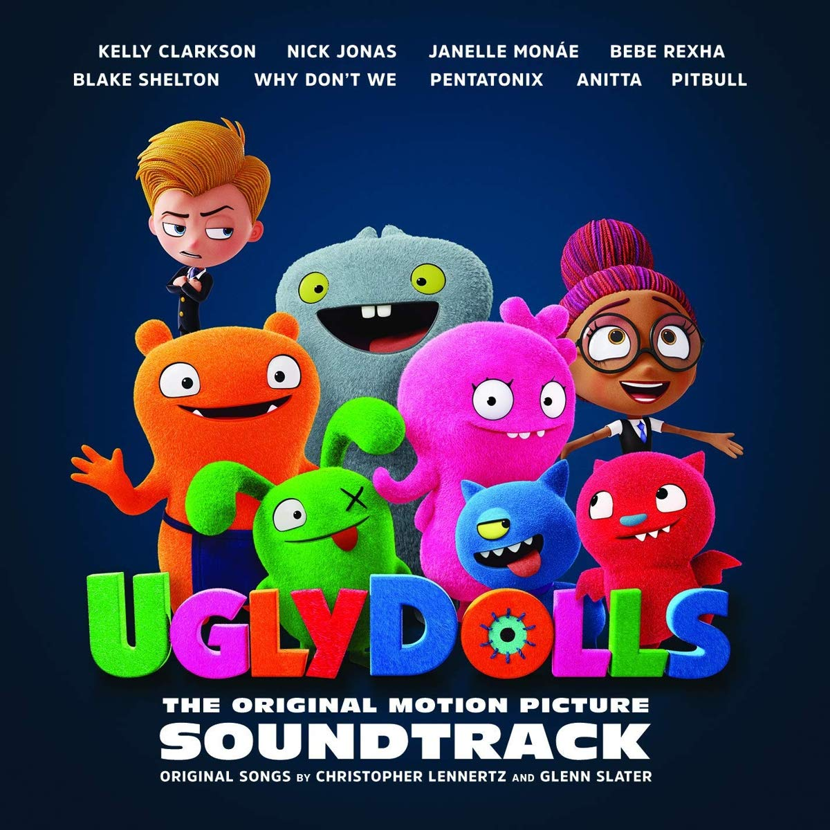 Book Cover: Ugly Dolls Soundtrack