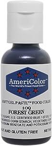 Americolor Gel Paste Food Color, Forest Green