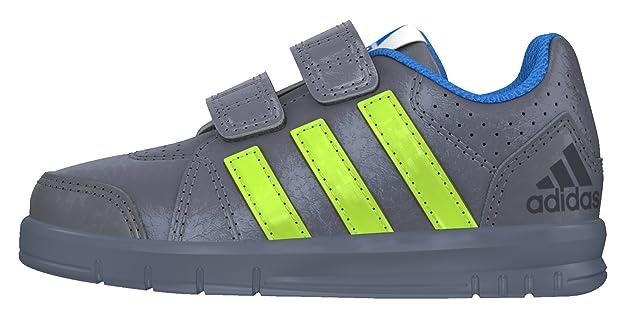 adidas LK Trainer 7 CF I, Zapatos de Primeros Pasos Bebé para Niños