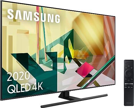 Samsung QLED 4K 2020 55Q70T - Smart TV de 55