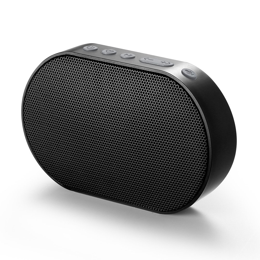 Bluetooth Speakers Portable, GGMM Wireless Speaker Amazon Alexa Enabled WiFi Smart Speaker Stereo Sound Voice Control and Multiroom Function Speakers for Stream Online Music by GGMM