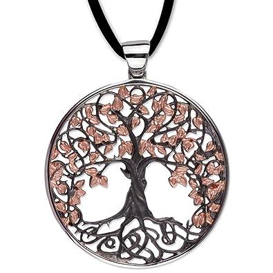 Darkdragon Großer Anhänger Baum Des Lebens Keltischer Lebensbaum