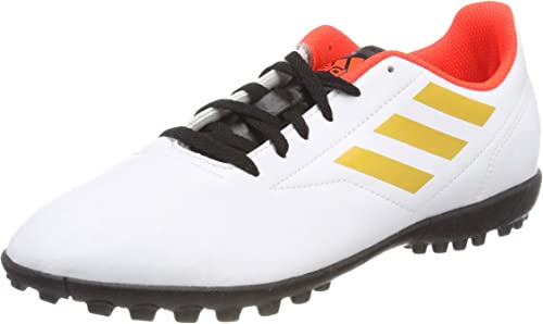 adidas Conquisto II TF, Chaussures de Football Homme, Blanc