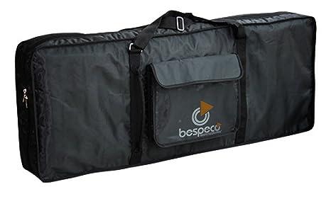 Bespeco BAG449MKBR – Funda para teclado de 49 teclas