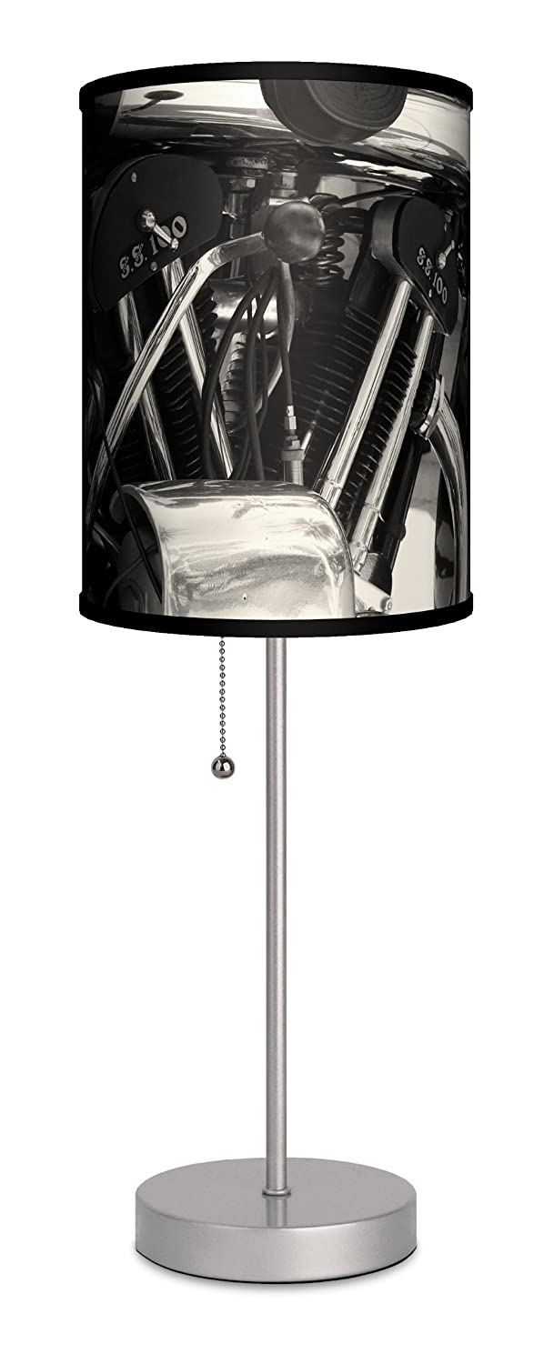 Sport Silver Lamp 20 x 7 x 7 Lamp-In-A-Box SPS-TTN-OX429 Transportation