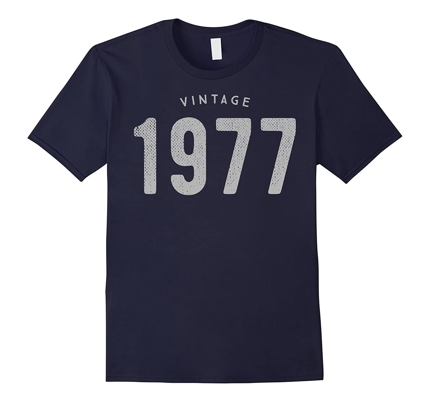 40th Birthday Gift - Vintage 1977 T-Shirt for Men  Women-CD