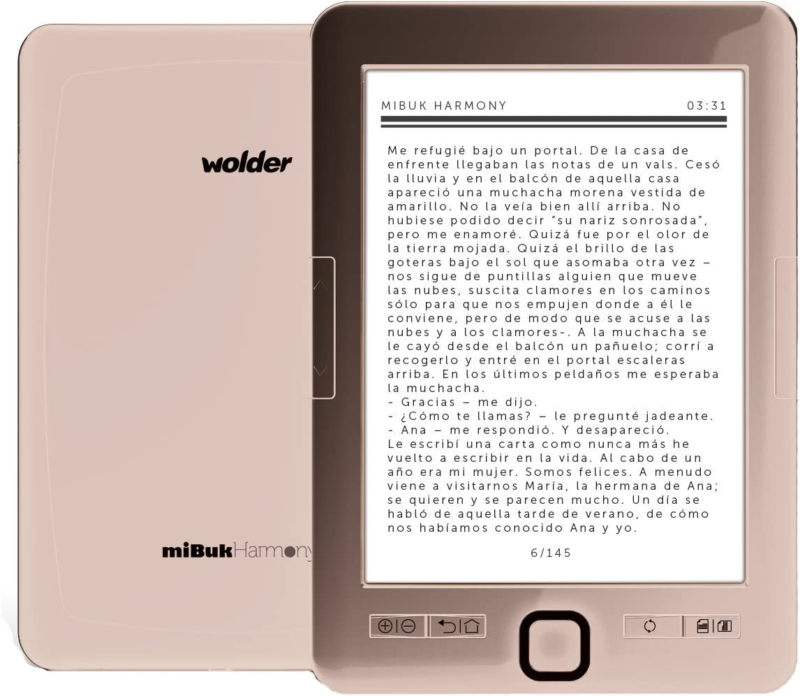 eBook mibuk Harmony 6