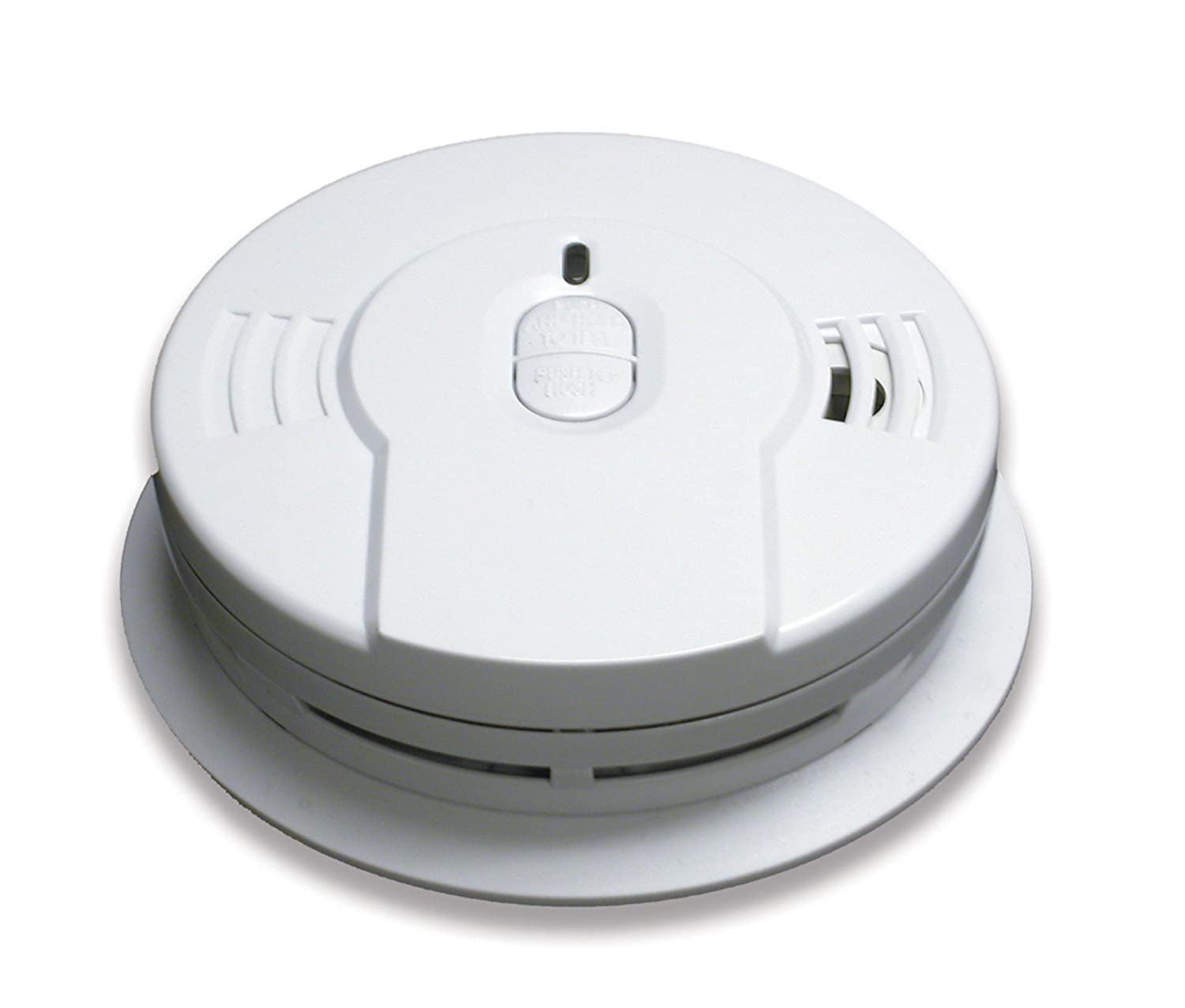 Kidde I9010 Sealed Lithium Battery Power Smoke Alarm Detector Photoelectric Circuit