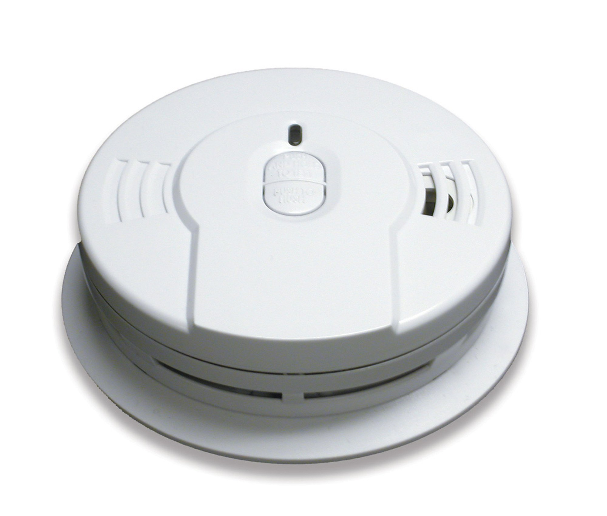 Kidde Sealed Lithium Battery Power Smoke Detector Alarm | Model i9010 by Kidde