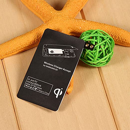 Evtech (tm) Wireless cargador carga inalámbrica receptor ...