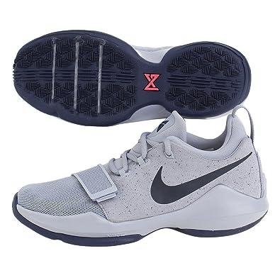 eaac63f271c7d Nike Kids Sneakers Paul George 1 I GS: Amazon.co.uk: Shoes & Bags