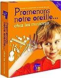 Fuzeau - 7696 - Coffret - Promenons Notre Oreille Chez Les Musiciens