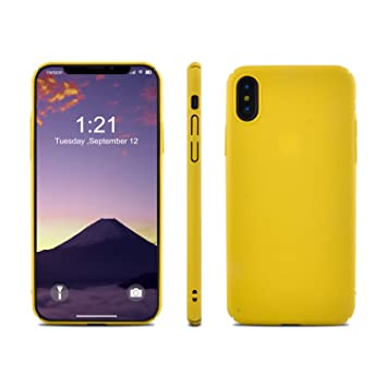 Apple IPhone X Panthone Color Case ZaPro R ULTRA Slim Andern Sie Die Farbe