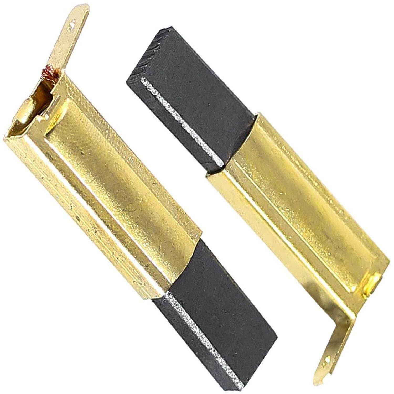 Kohleb/ürsten f/ür Collomix Handr/ührger/ät CX 100 HF// CX100HF mit Halter 20567