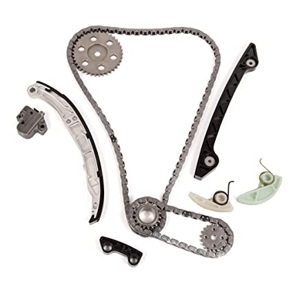 Evergreen TK20623 Timing Chain Kit Fit 06-13 Ford Escape Fusion Lincoln Mazda Mercury 2.3
