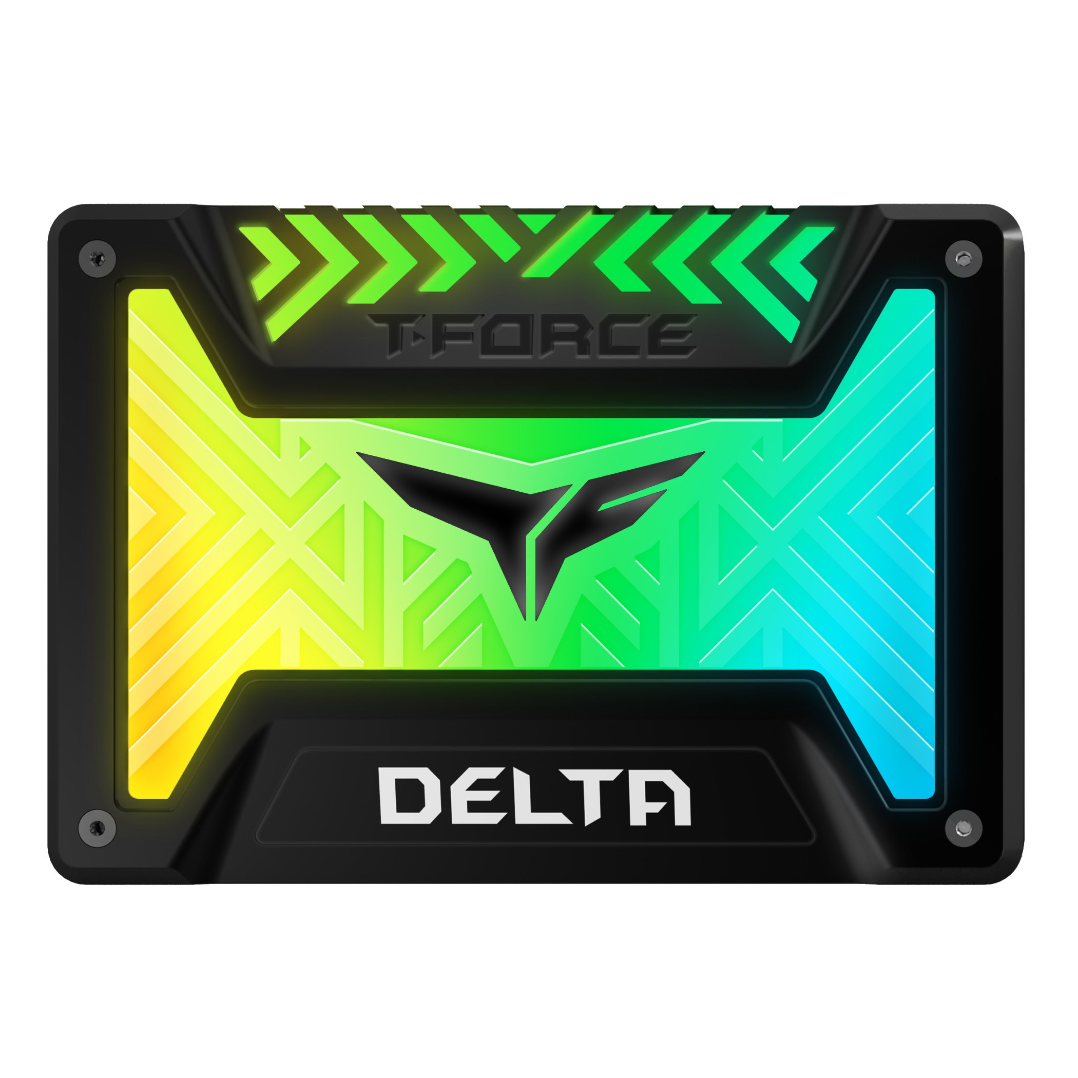 250gb Ssd 3d Nand 2.5 Teamgroup T-force Delta Rgb